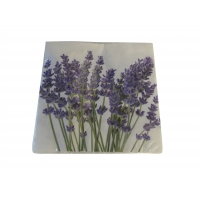 Servietten Lavendel