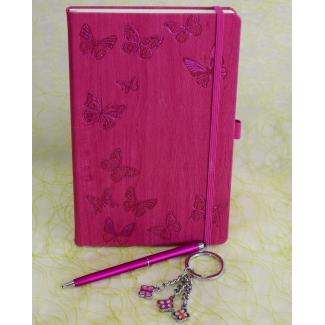 """Geschenk-Set """"Mein kleines Tagebuch"""""""
