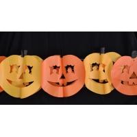 "Girlanden Halloween ""Kürbis"""