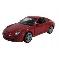 Miniatur-Porsche 911 rot