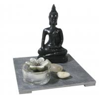 Harmonie-Set mit Buddha