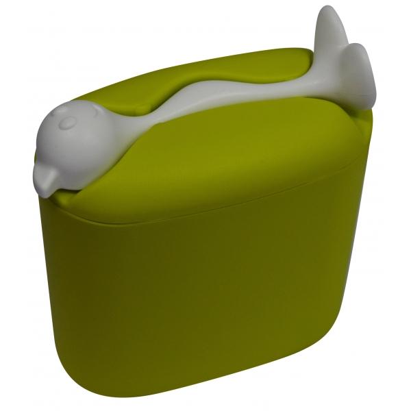 koziol vorratsdose mit l ffel. Black Bedroom Furniture Sets. Home Design Ideas