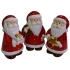 Keramik-Weihnachtsmann, alle