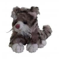 Plüsch-Schlüsselanhänger Katze