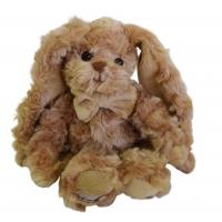 Plüsch-Hund Bukowski, beide