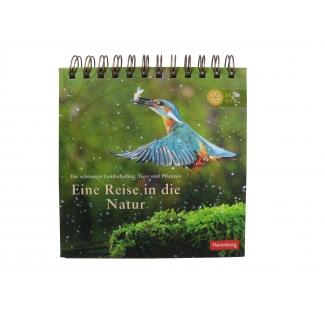 """Geschenkbuch """"Eine Reise in die Natur"""""""