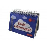 """Geschenkbuch """"Zitate für alle Lebenslagen"""""""