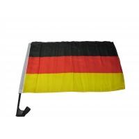 Auto-Fahne Deutschland WM