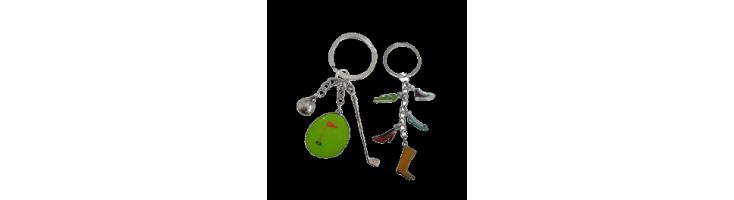 Tausenderlei Schlüsselanhänger